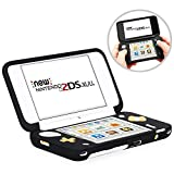 HEYSTOP NEW Nintendo 2DS LL カバー シリコンカバー ニンテンドー 2DS ソフトケース 任天堂 ソフトカバー 全面保護 高品質保護カバー