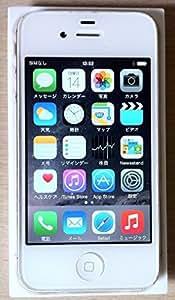 並行輸入品 iPhone 4S 64GB ホワイト SIMフリー