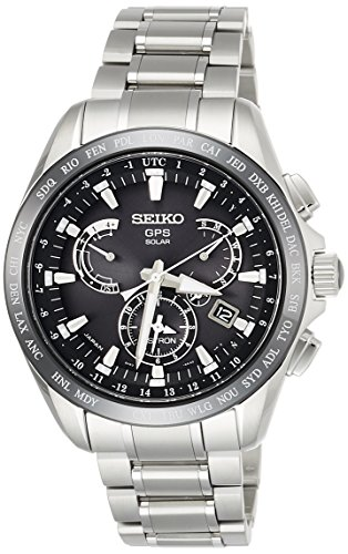 [アストロン]ASTRON 腕時計 ASTRON GPSソーラー デュアルタイム SBXB045 メンズ