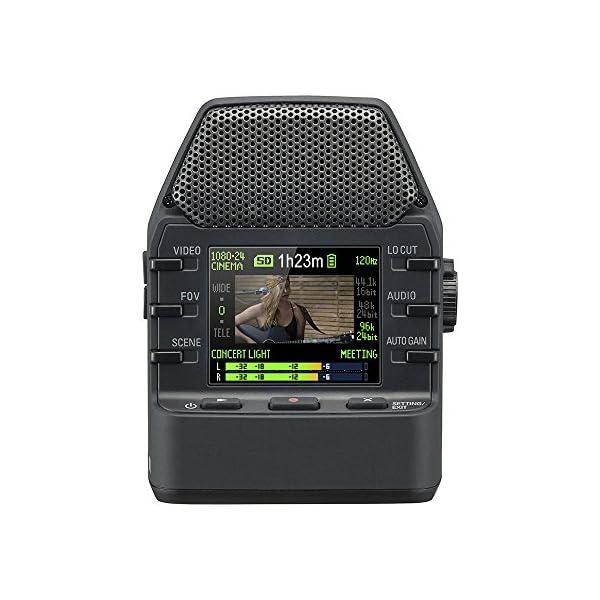 ZOOM ズーム ハンディビデオレコーダー Q2nの紹介画像2