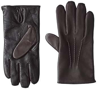 BEAMS 手袋 GLOVES レザーグローブ メンズ NO11(D.BROWN) 8.5