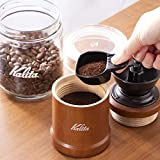 カリタ Kalita コーヒーメジャー 陶器製 シャドーブラック #44009 画像