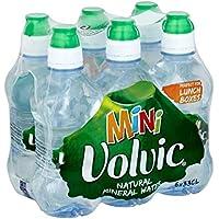子供はまだミネラルウォーター6×330ミリリットル (Volvic) (x 4) - Volvic Kids Still Mineral Water 6 x 330ml (Pack of 4)