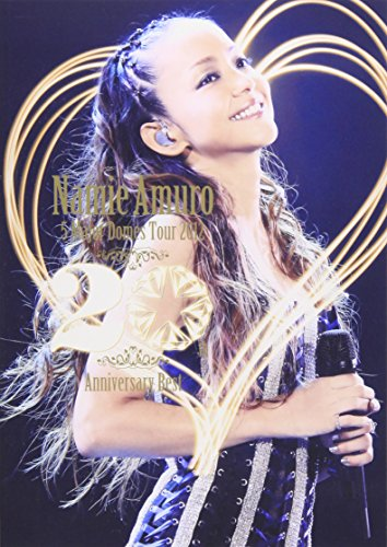 namie amuro 5 Major Domes Tour 2012 ~20th Annivers...