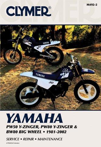 クライマーRepair Manual for Yamaha yz400/ 426F wr400/ 426F 98–02