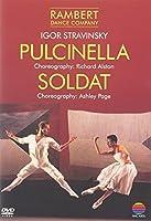 ストラヴィンスキー:バレエ「プルチネルラ」「兵士の物語」 [DVD]