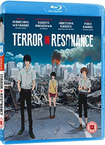 残響のテロル コンプリート Blu-ray BOX(全11話)[Import]