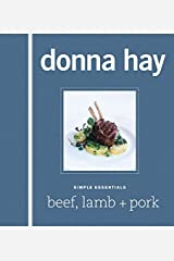Simple Essentials: Beef, Lamb and Pork Hardcover