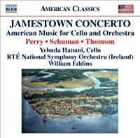 Jamestown Concerto: Works for
