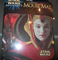 STAR WARS EPISODE 1コンピュータマウスパッドマットQueen Amidala
