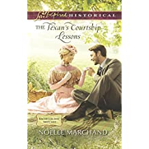 The Texan's Courtship Lessons (Bachelor List Matches Book 2)