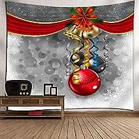 GLYY 北欧風 クリスマス タペストリー 150*130 CM ビーチマットテーブルクロスレジャーシート インテリアファブリックポスター キッズルーム ベビールーム 子供部屋 赤ちゃん プレゼント A19