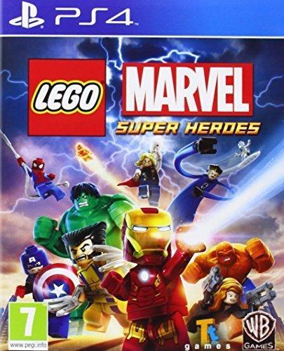Lego Marvel Superheroes (PS4) ...