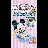 【まとめ買い】マミーポコ テープタイプ L 54枚 ×2セット
