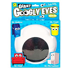 Giant Googly Eyes Stickers