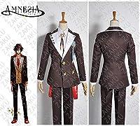 COSMORE AMNESIA・アムネシア シン 学院制服 コスプレ衣装 cosplay コスチューム コス 仮装 変装 (男性S)