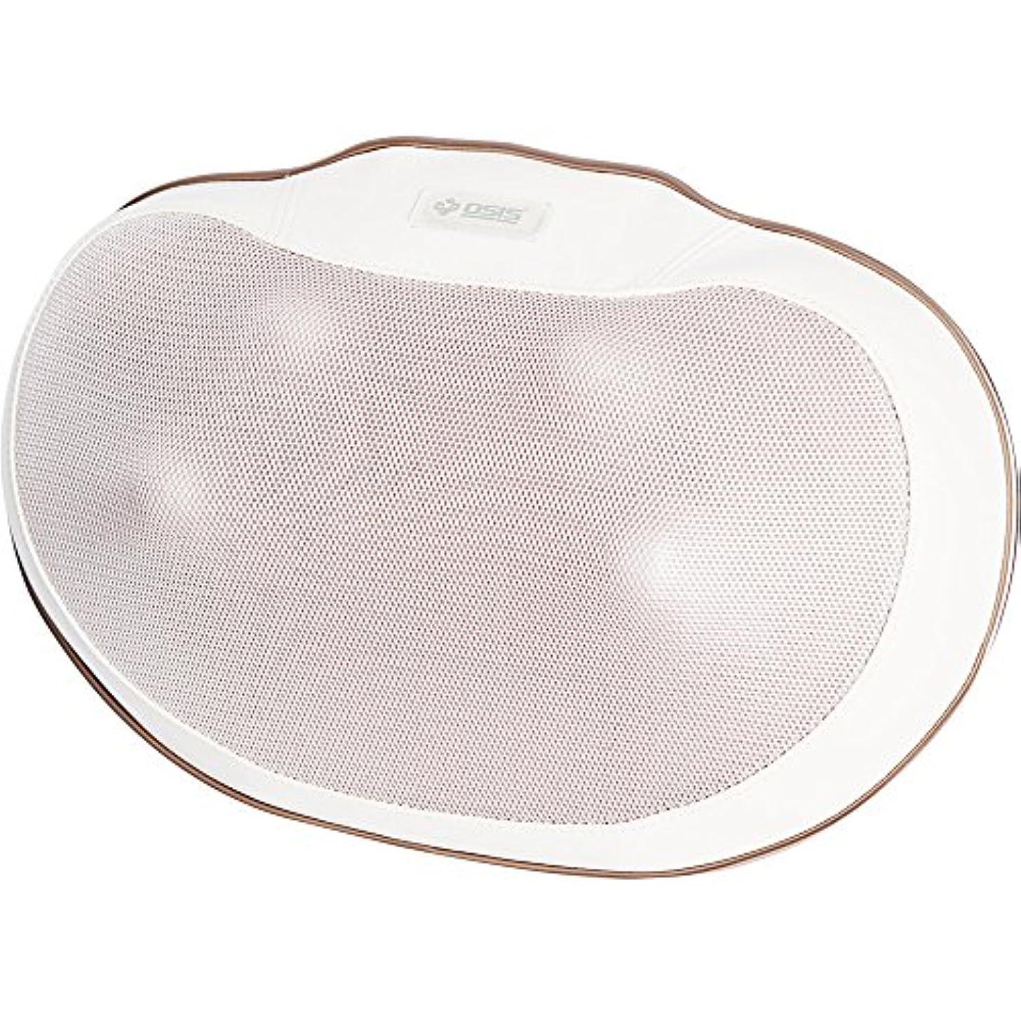 欺持続的トーストオーシス 枕型マッサージ器