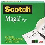 Scotch Magic Tape 19mm x 32.9m 810