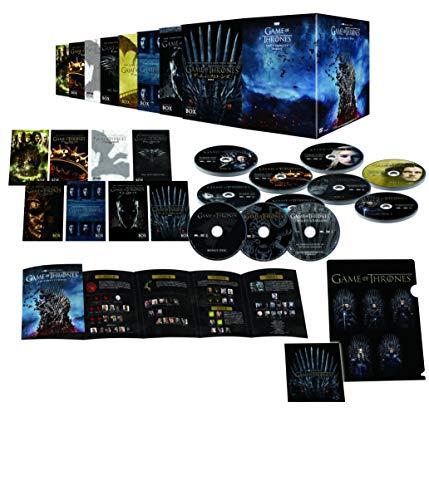 ゲーム・オブ・スローンズ 第一章~最終章 DVD コンプリート・シリーズ(初回限定生産)