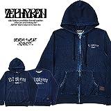 (ゼファレン)ZEPHYREN DENIM SWEAT -HIGHEST- zephyren PARKA M