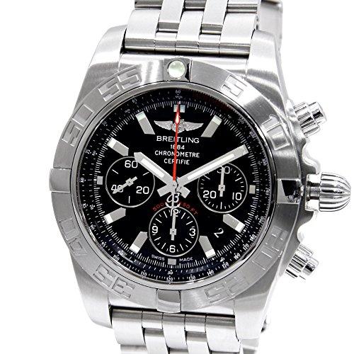 [ブライトリング]BREITLING 腕時計 クロノマット44自動巻き AB0110 メンズ 中古