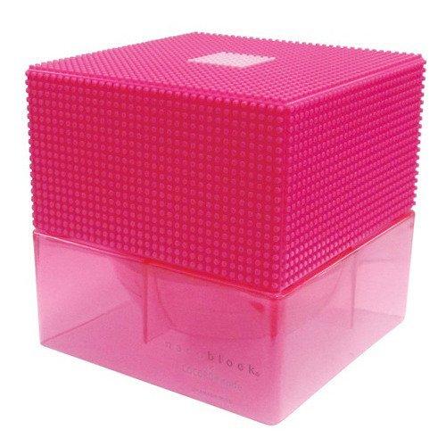 ナノブロック×ココロアットモード 空気洗浄器 ピンク