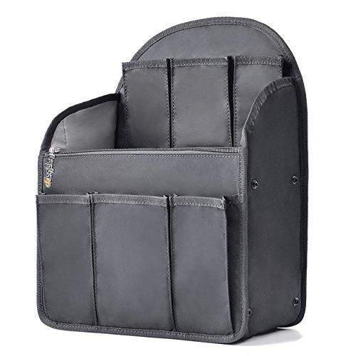 bag in bagバッグインバッグ インナーバッグ 縦A4 b5 収納力抜群 デイパック・ザックに便利