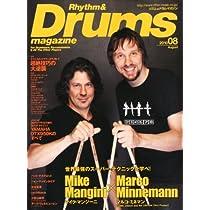Rhythm & Drums magazine (リズム アンド ドラムマガジン) 2010年 08月号 [雑誌]