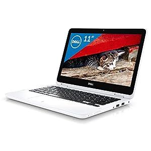 Dell 2in1ノートパソコン Inspiron 11 Pentiumモデル ホワイト 17Q32W/Windows10/11.6インチ/4GB/128GB
