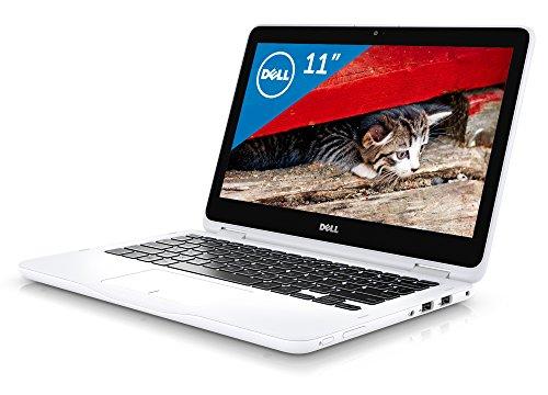 Dell 2in1ノートパソコン Inspiron 11 Celeron Officeモデル ホワイト 17Q31HBW/Windows10/Office H&B/11.6インチ/4GB/32GB