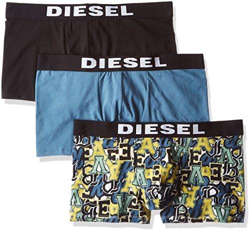 (ディーゼル) DIESEL メンズ ボクサーパンツ 3パック...