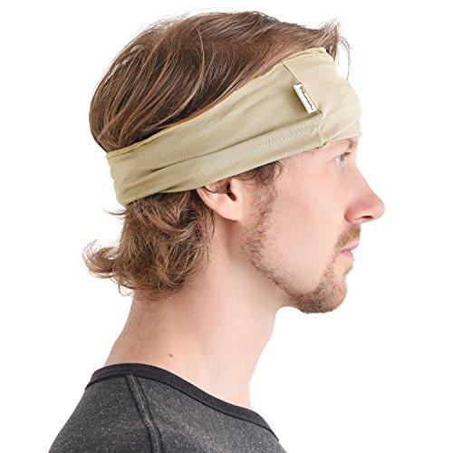 (休閒盒)CasualBox發帶粘膠人造絲頭巾安排發帶25的顏色尺碼男裝女裝時尚魅