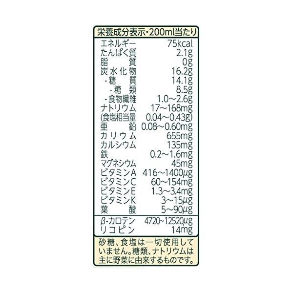 伊藤園 1日分の野菜の紹介画像20