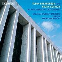Elena Papandreou Plays Nikita by NIKITA KOSHKIN (2012-08-28)