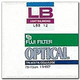 FUJIFILM 色温度変換フィルター(LBフィルター) 単品 フイルター LBB 3 7.5X 1