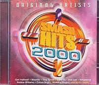 VARIOUS ARTISTS - SMASH HITS 2000 (1 CD)