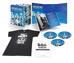ザ・ビートルズ EIGHT DAYS A WEEK  -The Touring Years Blu-ray コレクターズ・エディション(初回限定生産)