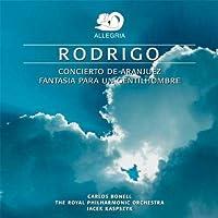 Concierto De Aranjuez Fantasia Para Un Ge