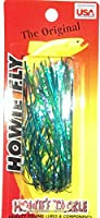 Howie 's Tackle Jumpin Donkey Howie Fly Fishing Lure 1Rigged Fly