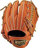 ZETT(ゼット) 野球 軟式 グラブ (グローブ) ウイニングロード オールラウンド 左投用 ブラック(1900) RH BRGB33830