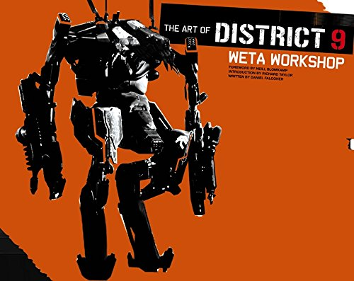 The Art of District 9: Weta Workshopの詳細を見る