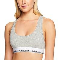 Calvin Klein Women's Modern Cotton Crop Bra