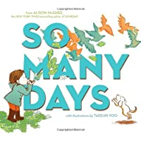 [ [ SO MANY DAYS BY(MCGHEE, ALISON )](AUTHOR)[HARDCOVER]