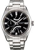 [オリエント]ORIENT 腕時計 ROYAL ORIENT ロイヤルオリエント レトログラード 機械式時計 ブラック WE0011JD メンズ