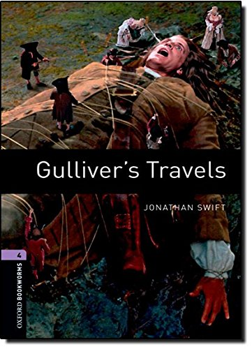 Gulliver's Travels: 1400 Headwords (Oxford Bookworms Library)の詳細を見る
