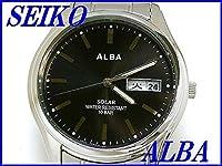 SEIKO ALBA セイコー アルバ ソーラー 腕時計 メンズ AEFD540