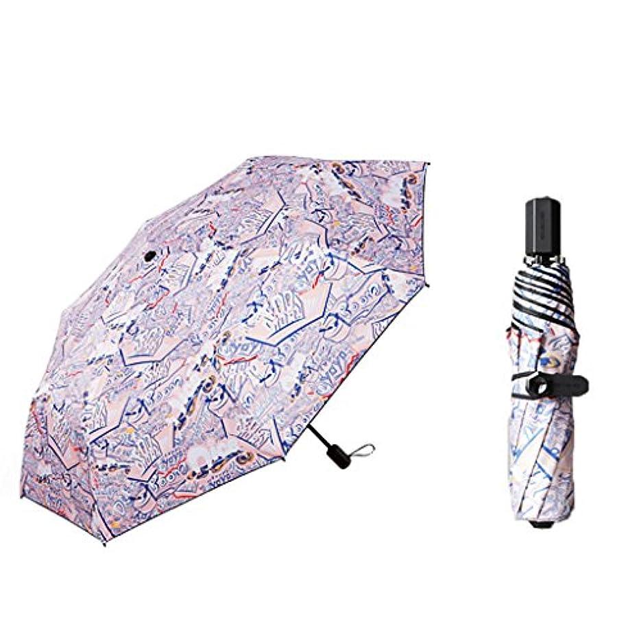 所有権ターゲット記念パラソル傘Foldableウルトラライトミニ日紫外線保護ファッションクリエイティブ (Color : Pink)