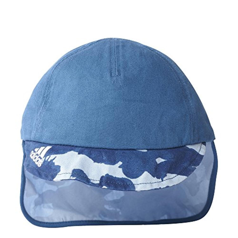 まつげ慣習フェミニンadidas (アディダス) ベビー 幼児 帽子 BABY キャップ BVR61 BP7844 コアブルー S17/ホワイト 【2017SS】 BP7844 OSFT