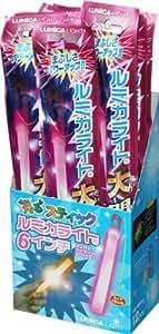 ルミカライト 大閃光 ピンク 12入り BOX