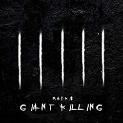 GIANT KILLING♪MADKIDのCDジャケット
